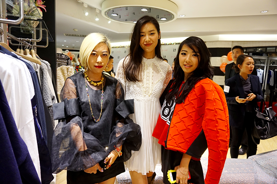 free people it event with liuwen