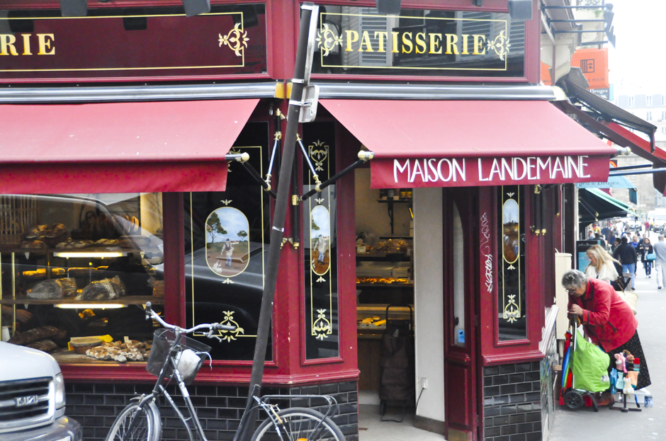 patisserie landemaine