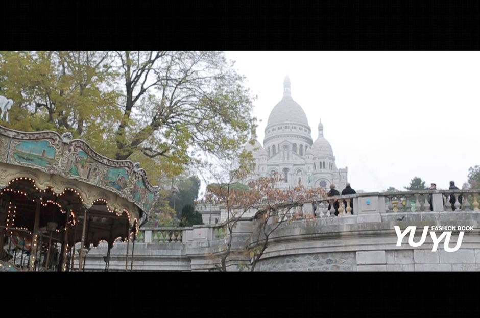 yuyu travel guide paris montmartre 2