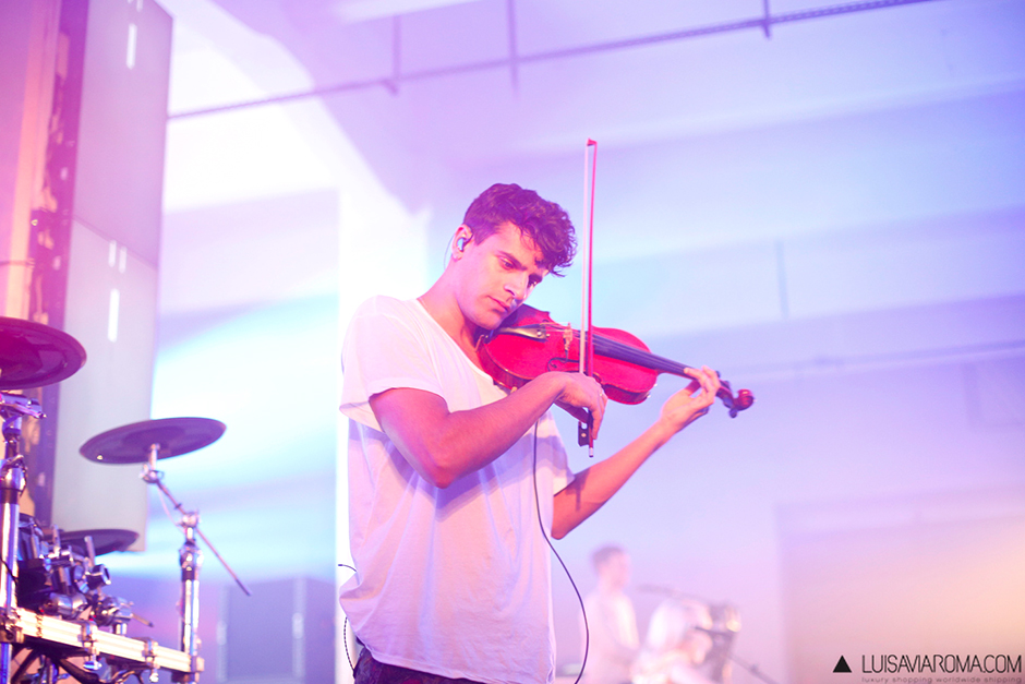 Clean Bandit firenze4ever party