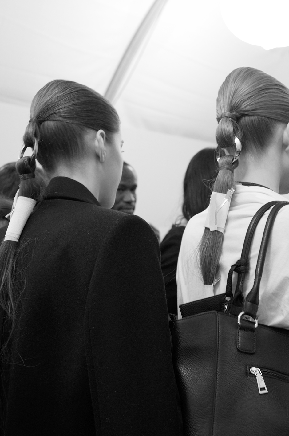 Dior Haute couture backstage show