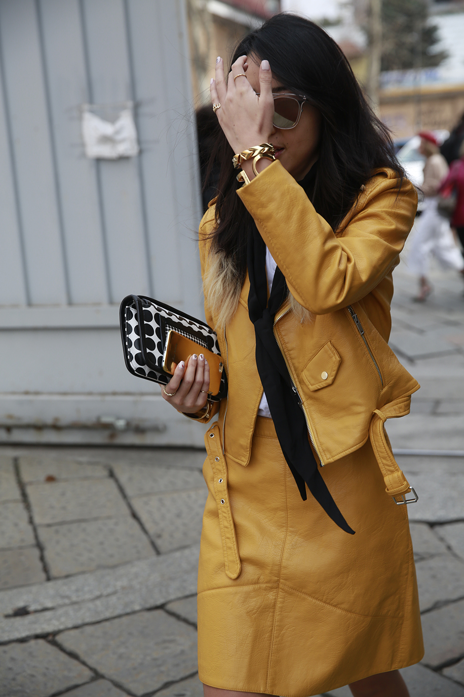 yellow look 4